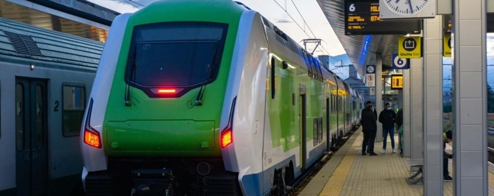 La mamma scende, il treno riparte con a bordo il figlio di 3 anni: ritrovato dalla Polizia
