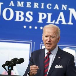 La tattica fiscale globale di zio Joe