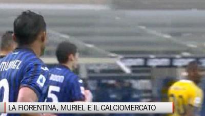 Luca Percassi, Atalanta: La Fiorentina, Muriel e il calciomercato