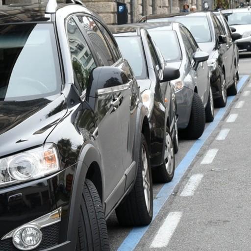 Parcheggi blu in città, sosta libera per i titolari di ...