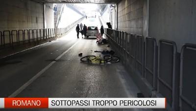 Romano: pronto l'accordo con le ferrovie per mettere in sicurezza i sottopassi