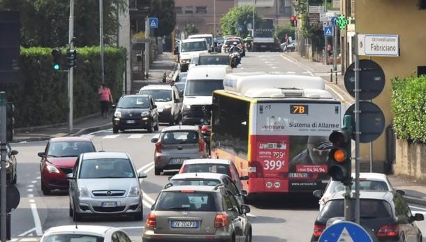 Bergamo, imbuto di Pontesecco: ora nel progetto spunta una seconda rotatoria