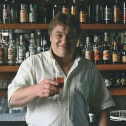 Dalle navi da crociera al bar in piazza, Fara d'Adda piange Luigi Pozzi