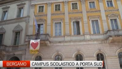 Bergamo: con porta Sud sarà potenziato il polo scolastico. Trasloco per il Lussana, l'Artistico e il Secco Suardo