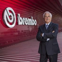 Brembo, trimestre record: mai ricavi così elevati. «Superato il pre-Covid»