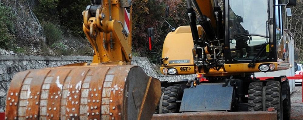 Cantieri, boom di costi: «Contratti in bilico e rischio di ritardi»