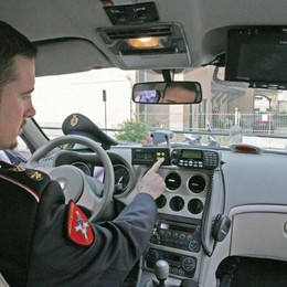 Capriate, camionista non rispetta le soste: maxi multa da 8 mila euro