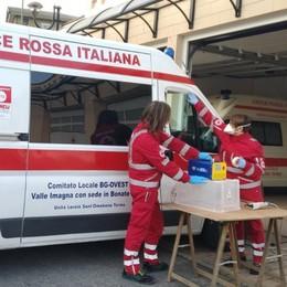 Croce Rossa, effetto Covid: 1.800 aspiranti volontari