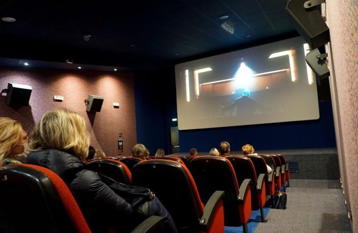 Al cinema Capitol di Bergamo