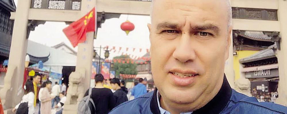 Il coraggio di cambiare, a quasi 40 anni vola in Cina