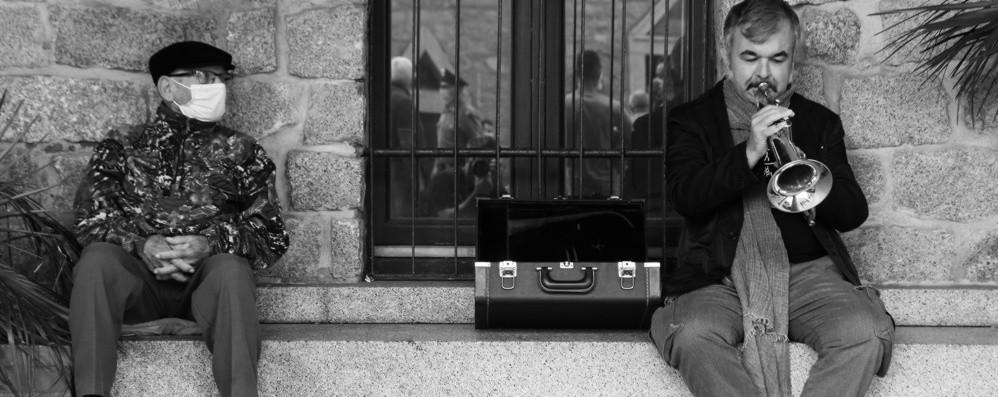 La foto jazz dell'anno è del bergamasco Luciano Rossetti