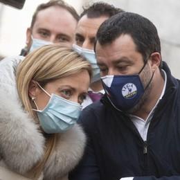 La leadership di Meloni e Salvini deve inseguire