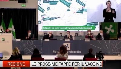 La Regione chiede più vaccini. Il 2 giugno prenotazioni per tutti