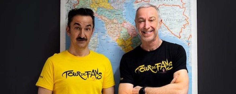 Linus il 7 giugno: «Con il Tour de Fans torniamo a uscire e si parte da Bergamo»
