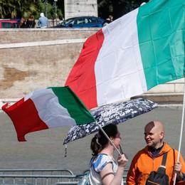 Mattarella e Draghi la lezione del XXV Aprile per l'Italia in affanno