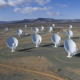 Mega radiotelescopio in Sudafrica scopre otto pulsar: la «regia» è trevigliese