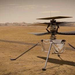Missione Marte e ricerca spaziale, anche Bergamo scende in campo