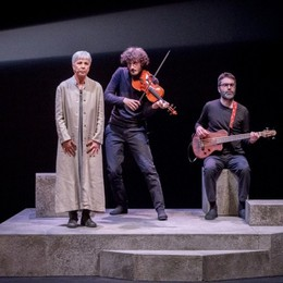 Ottavia Piccolo al Donizetti, continuano gli appuntamenti in streaming del teatro cittadino