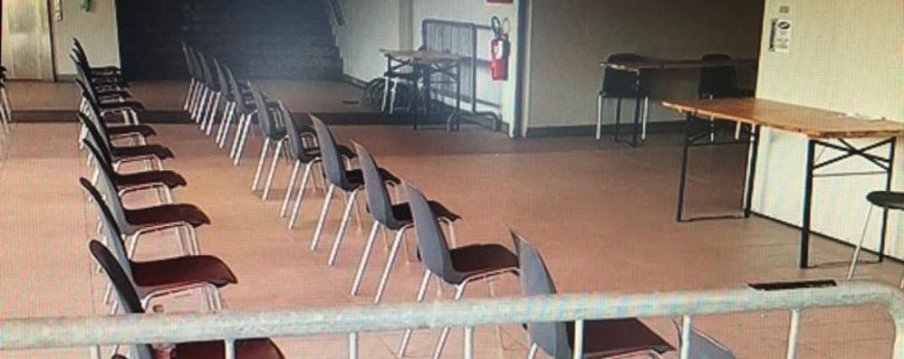Prenotati per il weekend, ma l'hub di Mapello è chiuso: potranno tornare in settimana
