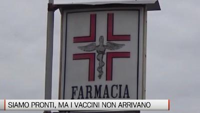 Pronti a vaccinare in farmacia, ma i vaccini non ci sono