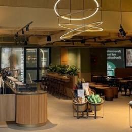 Starbucks apre a Firenze con Percassi. È il 12esimo in Italia