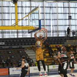 Treviglio, contro Ferrara nei playoff a rappresentare il basket bergamasco