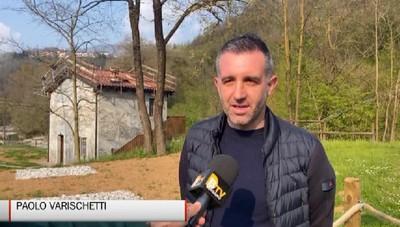 Vertova, Paolo Varischetti rilancia il caselì del lomaga