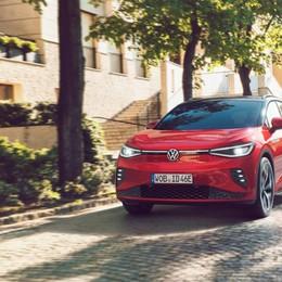 Volkswagen elettrica ID.4 pronta la sportiva GTX