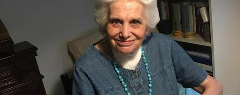 Addio a Serena Bertacchi, una vita dedicata agli altri