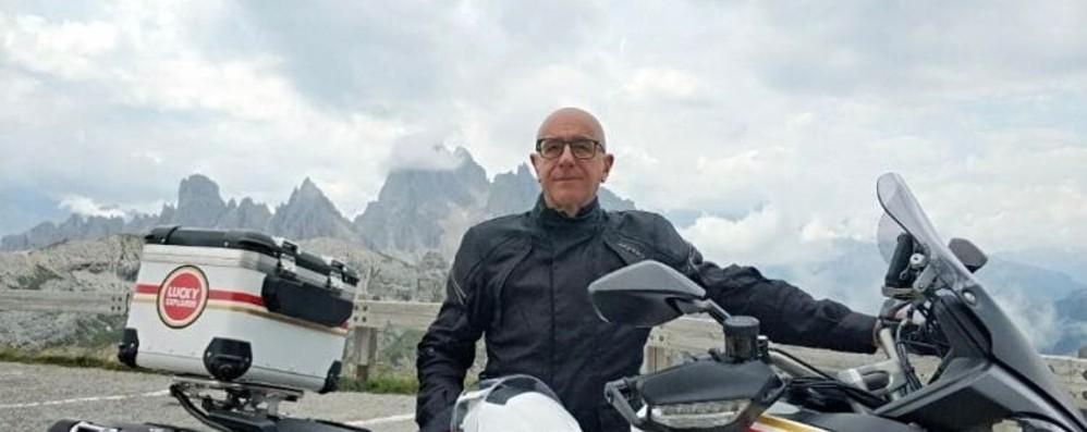 Albano Sant'Alessandro, martedì l'addio ad Arsuffi, il motociclista col sorriso