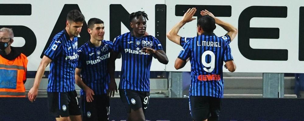 Atalanta, col Sassuolo servono punti per consolidare la seconda posizione