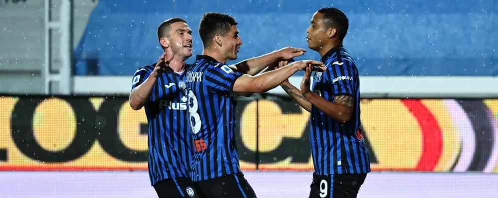 Atalanta, tre punti col Genoa per la Champions in saccoccia