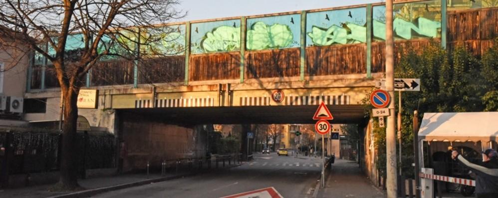 Bergamo, da metà maggio lavori al ponte della circonvallazione, chiude via Tremana