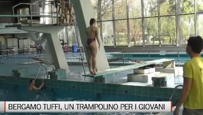 Bergamo Tuffi, un trampolino di lancio per giovani campioni