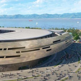 Cagliari, il nuovo stadio sarà made in Bergamo: il club rossoblù sceglie Costim