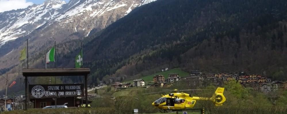Colto da malore al Pizzo dei Tre Confini:   scialpinista 52enne muore a Valbondione