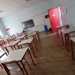 Covid a scuola, ancora 150 le classi bergamasche in quarantena - I dati
