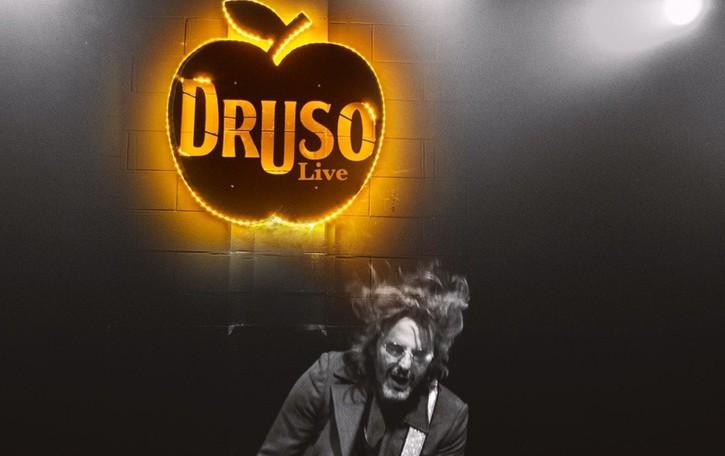 «Druso Live!», un doppio album per ripartire: i musicisti non mollano