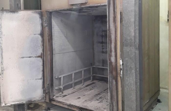 Il forno bonificato