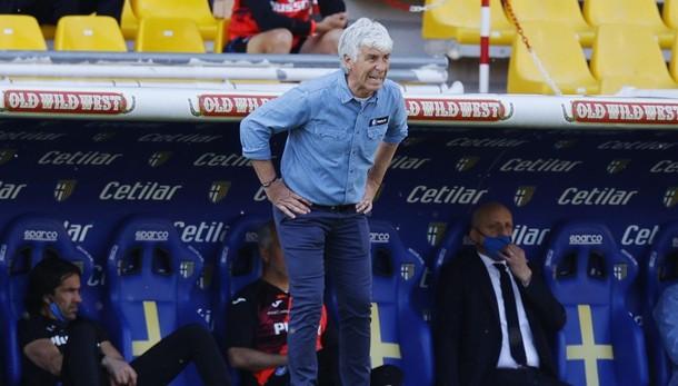 Gasp: «Col Genoa tre punti Champions». Toloi recuperato, Muriel ancora non del tutto