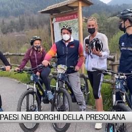 Gente e Paesi, un giro in e-bike tra campi e sapori dei Borghi della Presolana