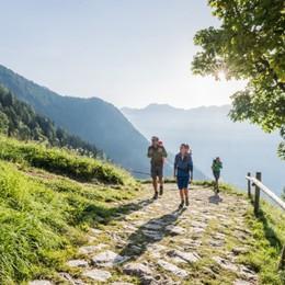 I sentieri tematici del borgo di Tirolo