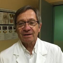 Il professor Fredy Suter: «Curare a casa i malati Covid, così mi è venuta l'intuizione»