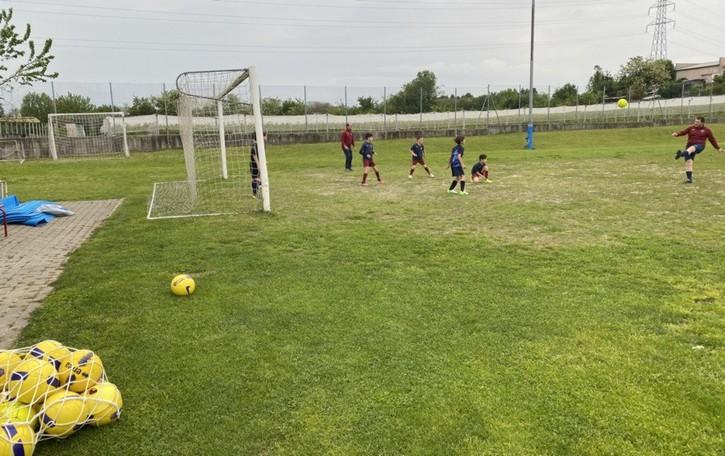 Il Real Madrid fa scuola a Pontirolo Nuovo con un campus estivo