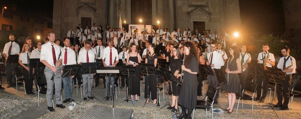 La banda parrocchiale di Urgnano spegne cento candeline - Foto