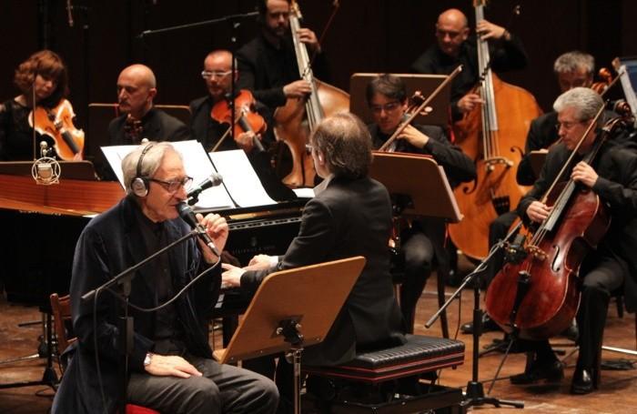 Al Donizetti nel 2013 per il Festival Pianistico