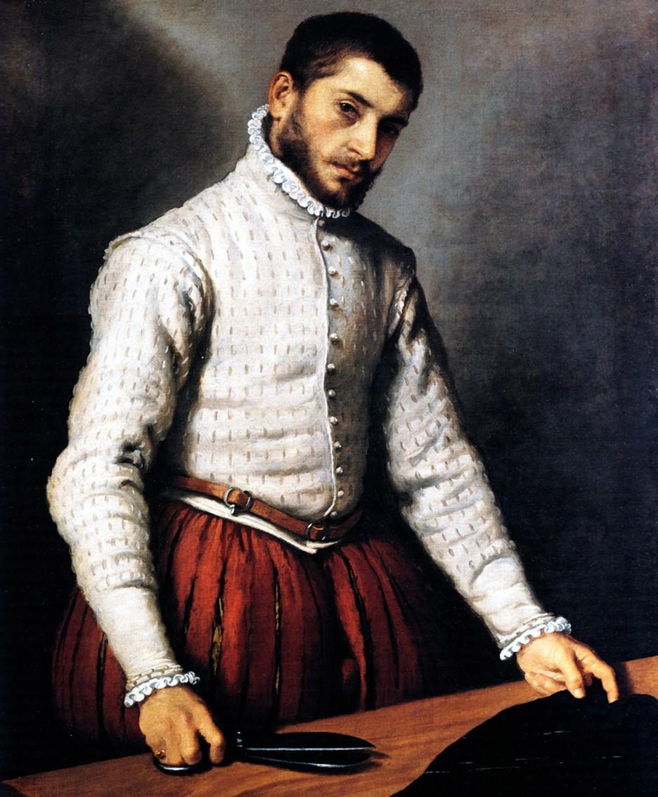 Il ritratto più famoso di Moroni «Il Sarto»