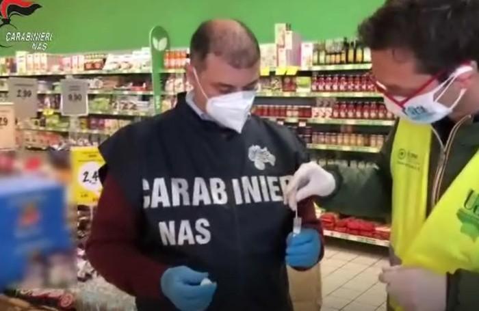 I Carabinieri Nas .