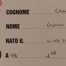 Nasce il terzogenito di Fabio Caglioni: lo chiama Glenn in omaggio a Stromberg