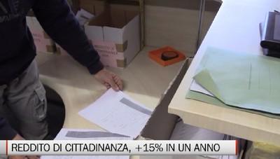 Richieste Reddito di Cittadinanza: in un anno a Bergamo +15% di richieste